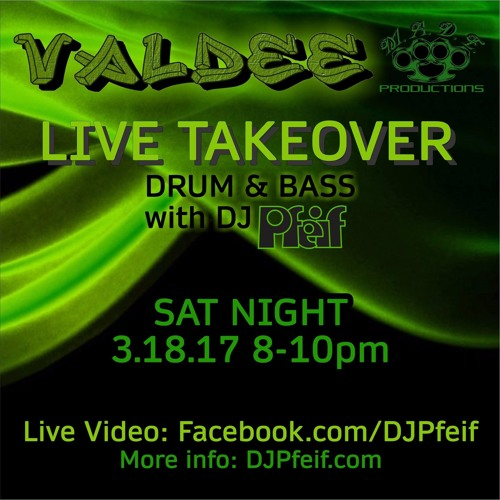 Show 127--3-18-17--ValDee in the Mix
