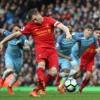 Goal - Liverpool 1 Man City 0