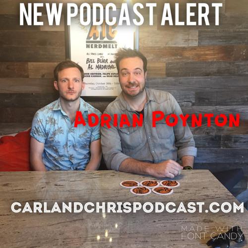 Episode 182 with Adrian Poynton