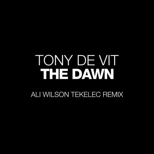 Tony De Vit 'The Dawn' Ali Wilson Remix - Judge Jules Radio 1 Tried & Tested 21May2010