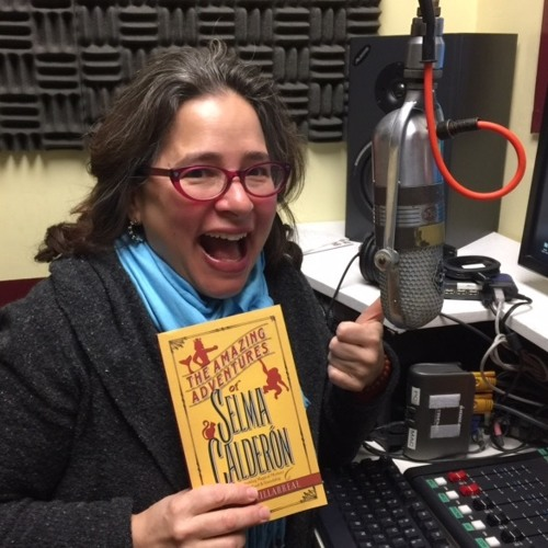 Rebecca Villarreal Radio Interview on Writer's Almanac West