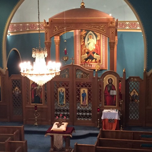 Divine Liturgy 3-19-17 Third Sunday of the Great Fast