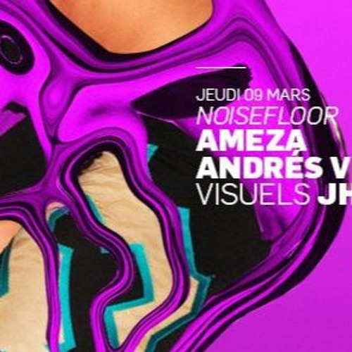 Ameza - (Live) at Le Salon Daome - March 9th 2017