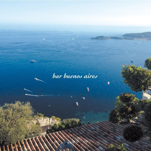 bba mediterranean CD demo mixed by hiroshi yoshimoto(bar buenos aires / resonance music)
