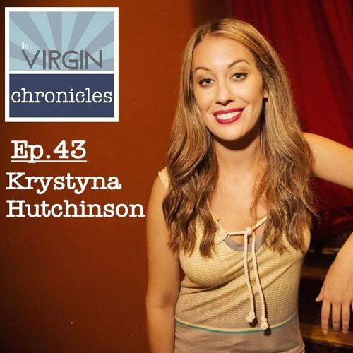 Episode 43 - Krystyna Hutchinson