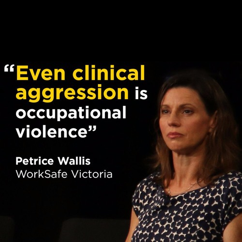 Workplace violence is not ok - keeping emergency departments safe