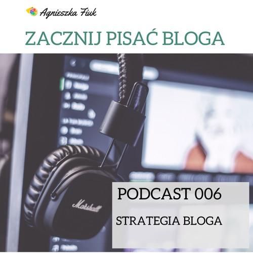 PAF006 - strategia bloga