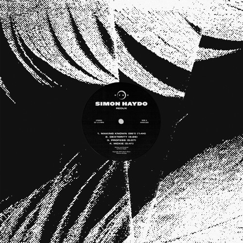 Simon Haydo - REDUX - Hivern Discs/HVNX300