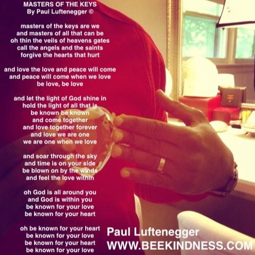 Masters Of The Keys - By Paul Luftenegger - Love Expanding Love