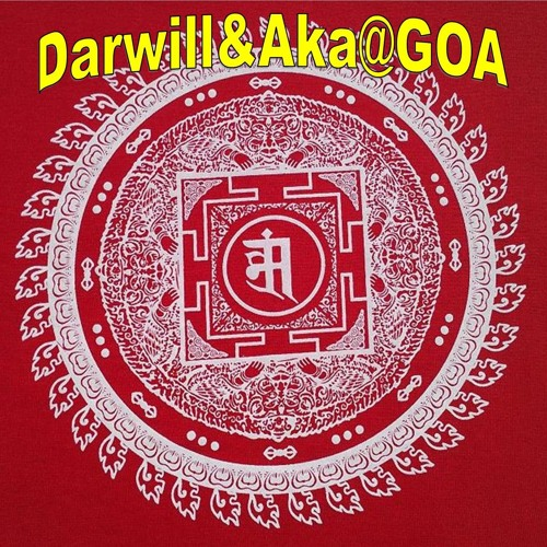 Darwill&AkA@Goa - Techno - Set - Space Atmospheric