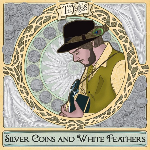 Silver Coins and White Feathers