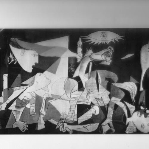Arianna Y Lucía La Historia Del Guernica Seconde OIB