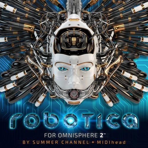 Robotica Demo (For Omnisphere 2 - Raw Patch Sounds)