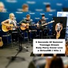 5 Seconds Of Summer | Teenage Dream - Katy Perry Cover Live @ SiriusXM // Hits 1