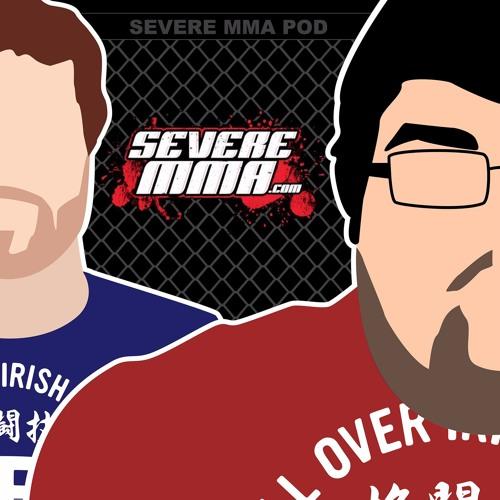 Episode 110 - Severe MMA Podcast