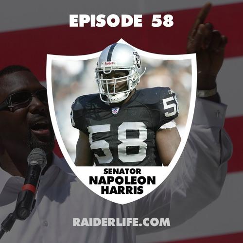 Episode 58 | #58 Sen. Napoleon Harris Special Guest