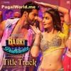 Badrinath Ki Dulhania - title track (short)