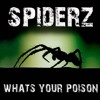 "Spiderz - Horny (Sexy reggae track from album ""Whats Your Poison"" out NOW)"