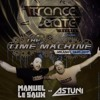Manuel Le Saux & Astuni @ Trance Gate (The Time Machine) Milan 2017-03-18 Artwork