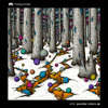 Premiere: atish - Peculiar Colors (Dance Spirit Remix) [Manjumasi]