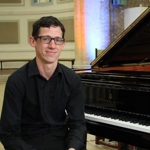 Hunter Coblentz - Quiet Music, Music for Piano