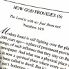 GDN Team Call - March 21st - How God Provides
