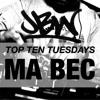 JBW Top Ten Tuesday Mix 2017 Week #12 feat. Ma Bec [Auckland, NZ]