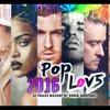 PopLove 5 _  MASHUP OF 2016 _ (50 songs)