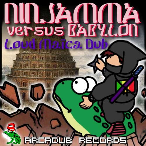 [extract] NINJAMMA VS BABYLON + dub
