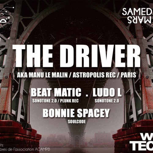 Beat Matic - We Play Techno - djset @ Sonotone 2.0 (04.03.17)