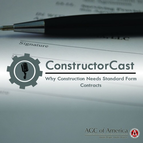 ConstructorCast: Why Construction Needs Standard Form Contracts
