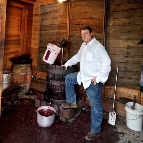 Episode 017, Robert Fanucci, Winemaker, Charter Oak