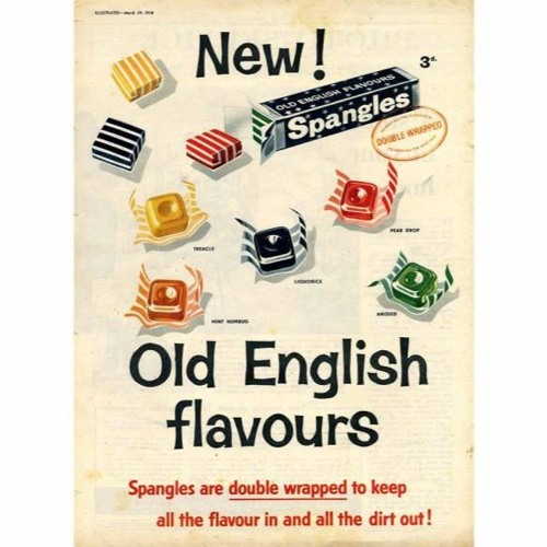 Old English Spangles (Send In The Brexiting Clowns)