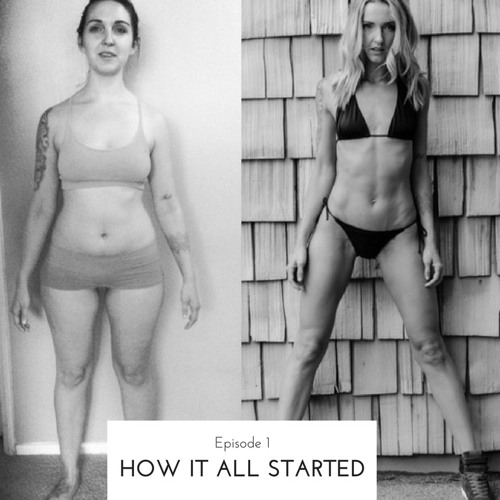 How it all started: Losing 65lbs from home Gaining 55K Ig Followers