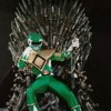 Free Team!! Green ranger music for his power Rangers and himself.