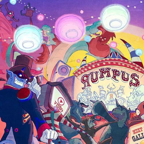 Jon Bongly Rumpus 4 Feb 17