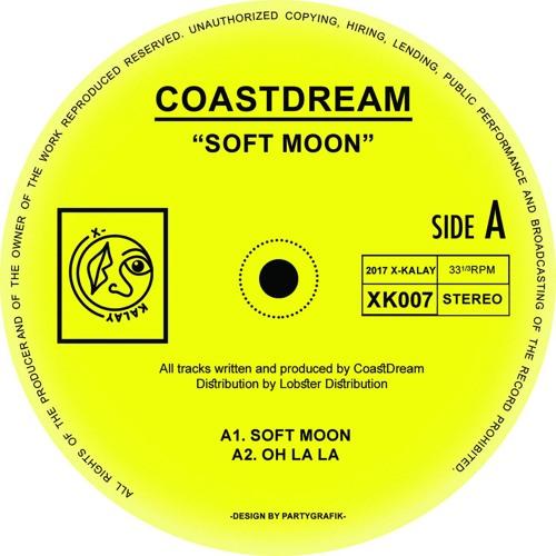 PREMIERE: CoastDream - Soft Moon [X-Kalay]