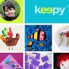 An app for storing and sharing memories: Keepy