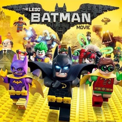 The Lego Batman Movie— Who's The (Bat)Man Patrick Stump