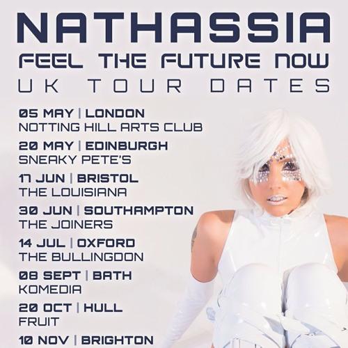 Feel The Future Now UK Tour // Radio Advert 1