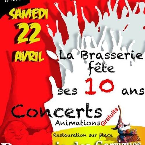 Interview de la Brasserie Des Garrigues pour la fête des 10 Ans