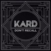 [Cover by Lavender] K.A.R.D - Don't Recall (Hidden Ver.)