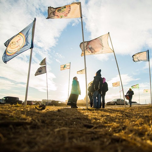 Teleconference: Standing With Standing Rock