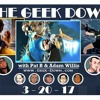 Geek Down 3-20-17 - Blasts from the Future