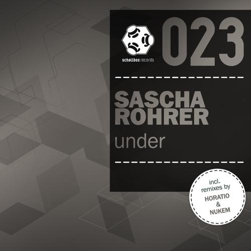 SBR023 // 3 // Sascha Rohrer - Get Up Yo Ass Jas (Original)