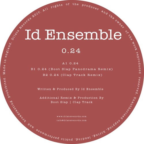Id Ensemble - 0.24 (Clap Track Remix)