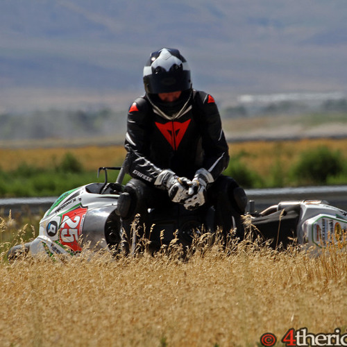 Ken Hill Podcast #42 The 5 reasons why we crash motorcycles
