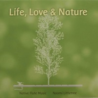 Life, Love, And Nature - Naomi Littletree - Rising Sun, Setting Moon (sample)