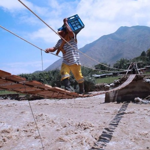 Living Planet: Did climate change cause Peru's flooding?