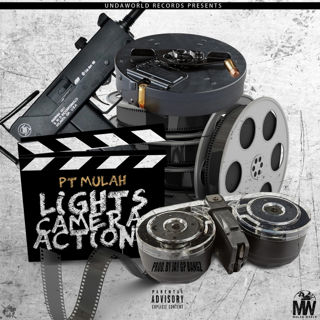 PT Mulah - Lights Camera Action (Prod. Jay GP Bangz) [Thizzler.com]